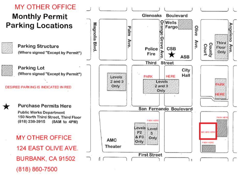 My_Other_Office_Burbank_Parking_Map